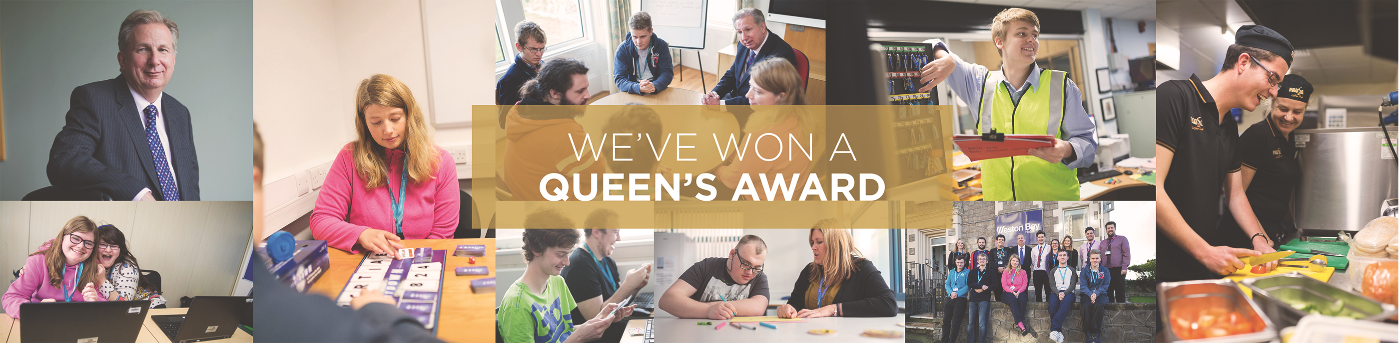 Ldd Queens Award