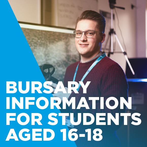 bursary for 16-18