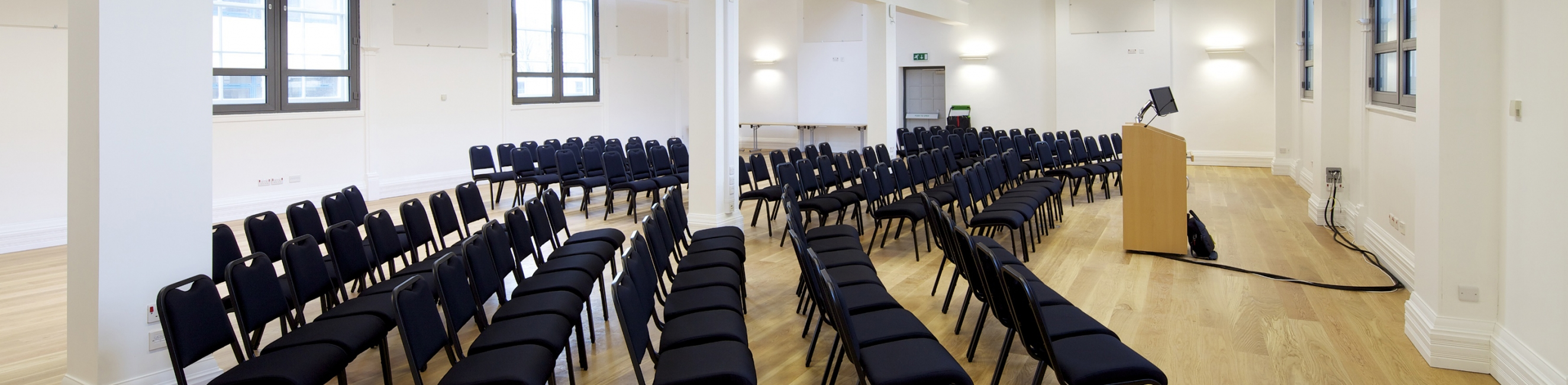 Weston College Facilities, Conference Centre,