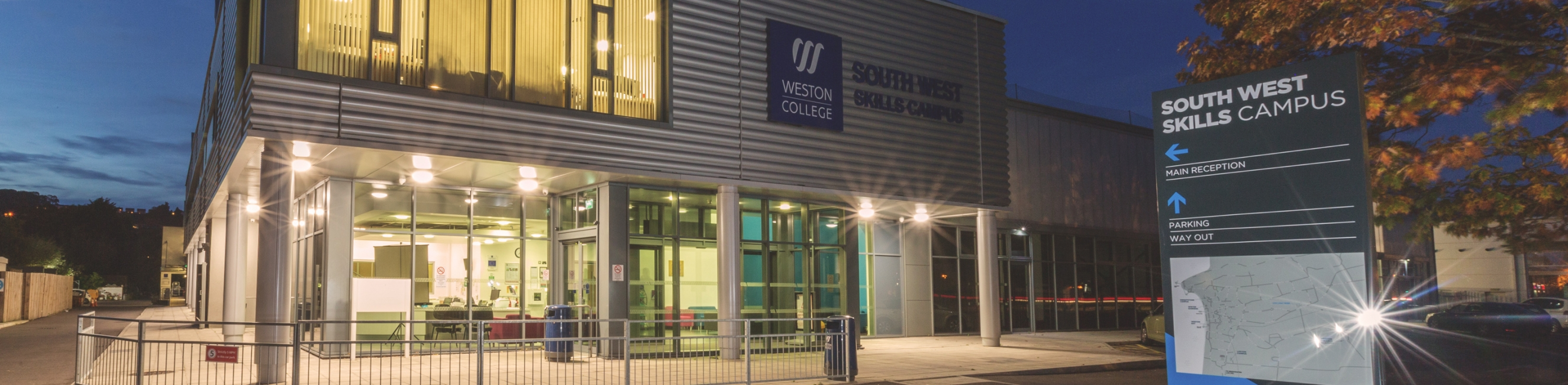 South West Skills Campus