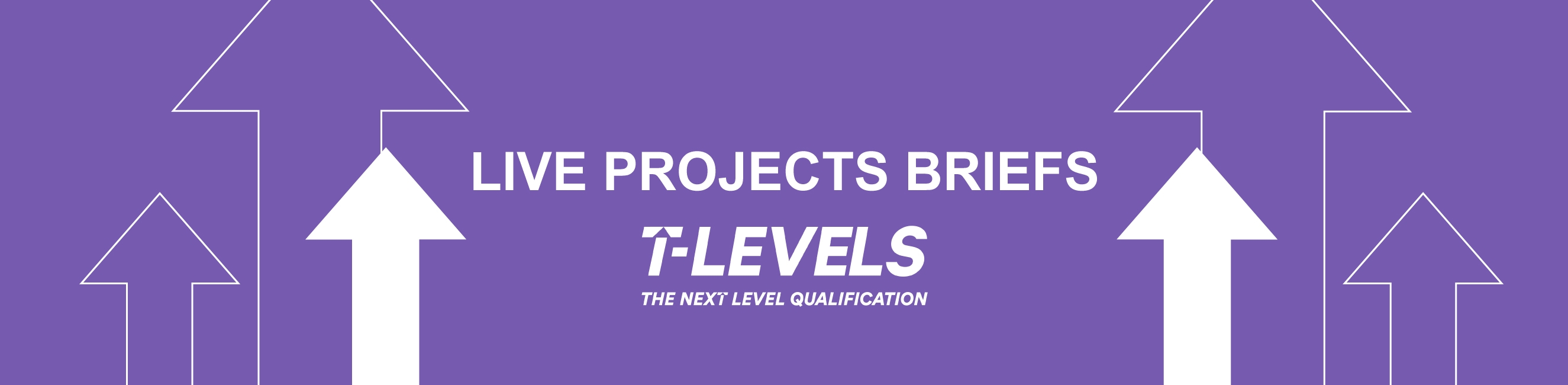 live projects briefs