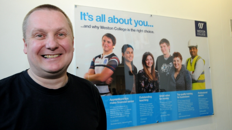 Student profile of Jon, a English Adult Learner